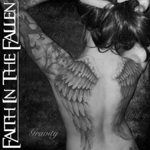 Faith in the Fallen Gravity EP Cover