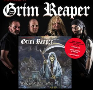 FITF November Live Shows Rock - Faith in the Fallen with Grim Reaper and Damien Thorne